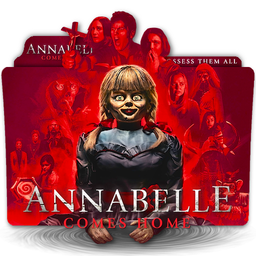 Annabelle Comes Home (2019)- #MovieReview